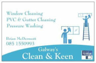 Galway's Clean and Keen